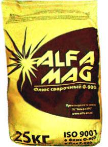 Сварочный флюс AlfaMag